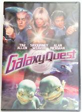 Galaxy Quest ~ 1999 ~ Allen, Weaver, Rickman ~ Movie Dvd