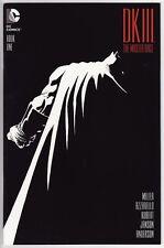BATMAN: DARK KNIGHT III THE MASTER RACE #1-9 DC Comics Frank Miller Returns SET!