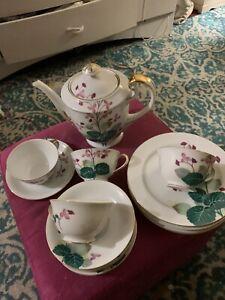 Ocaagco Occupied Japan Tea/coffee Set
