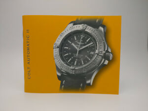 BREITLING COLT AUTOMATIC II ANLEITUNG