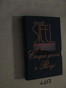 Steel CINQUE GIORNI A PARIGI (61E3)