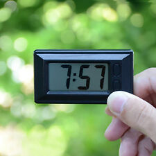 New Car Dashboard Windshield Clocks Electronic LCD Display Digital Vehicle Clock
