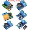 ESP8266 5V 12V IOT Wifi Relay Module Remote Control Switch Phone APP Smart Home
