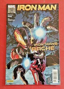 Iron Man Mai 10/2017 Iron Mans Rache Marvel Comics ungelesen