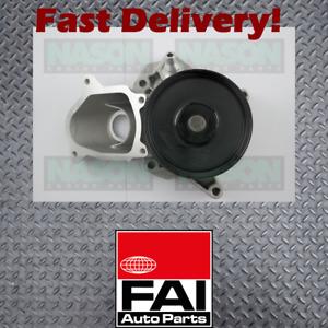 FAI Water pump fits BMW M57D30TU M57ND30 330d E46 E90 E91 525d E60 530d E39 E60