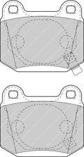 FERODO RACING DS2500 FRONT or REAR BRAKE PAD MITSUBISHI LANCER 5 6 7 8 9 FCP1562