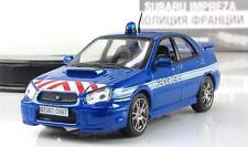 DeAgostini 1:43 Subaru Impreza French police series World police