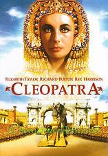 Cleopatra (1963) - Elizabeth Taylor, Richard Burton - DVD NEW
