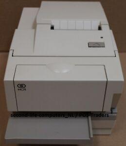 NCR 7167-1001-9001 Ticket Receipt / Slip Printer USB + RS232 (DB9)