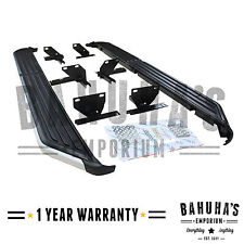 Top QUALITY LAND ROVER DISCOVERY 3 & 4 Side Steps PEDANE STILE OE