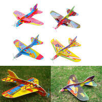 Magic roundabout combat aircraft foam paper airplane model toys for childrey3