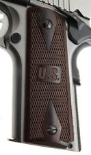 1911 Grips Fits Full Size embossed U.S. fits Springfield Colt Rock Island. A+