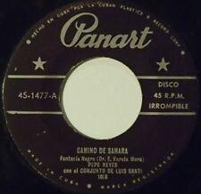 Listen/Pepe Reyes Con El Conjunto De Luis Santi/45'S/Panart 45-1477/Cuban Borelo