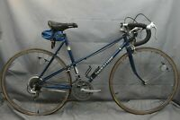 1985 Sekai 1500 Touring Road Bike 54cm Medium Suntour 7 GT Lugged Steel Charity!