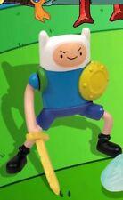 "New Adventure Time ""Sword Swingin Finn"" #5 McDonalds 2014 Happy Meal Toy SEALED"