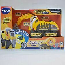 Switch and Go Dinos Turbo - Digger. VTech Transformer Construction Dinosaur. NEW