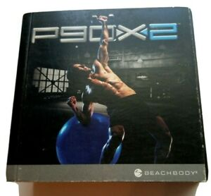 Beachbody P90X2 Extreme Training Home Fitness Tony Horton Replacement Discs