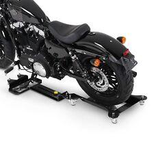 Rangierschiene für Harley Davidson Dyna Fat Bob (FXDF) ConStands M3 Rangierhilfe