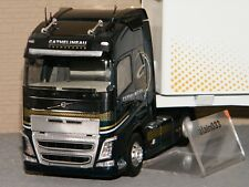 VOLVO FH 4 BENNE CEREALIERE TRANSPORTS CATHELINEAU ELIGOR 1/43 Ref 116332