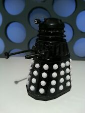 Doctor Who Dalek Black & White Corgi Diecast Metal Rare Model Classic Figure