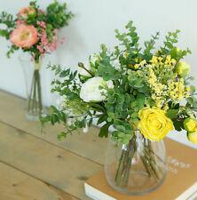 Artificial Peony Fake Flowers Bunch Bouquet Home DIY Wedding Party Garden Decor