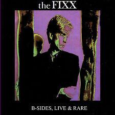 "THE FIXX  ""B-Sides, Live & Rare"" 2-cd  (40 Great Tracks!)  Portraits / Cy Curnin"