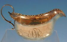 Victoria aka Florence by Frank Whiting Sterling Silver Sauce Boat #2395 (#2278)