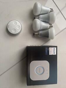 Philips Hue Bridge Wireless Lighting Bundle