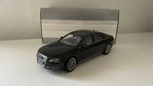 Audi A8 L W12 1:18 Kyosho Original OVP Rarität