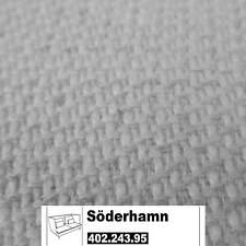 IKEA Söderhamn Bezug 3er Sitzelement Hohe Lehnen Isefall Natur 402.243.95