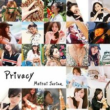 New Jurina Matsui Privacy First Limited Edition CD Japan