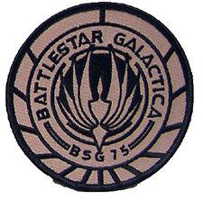 Battlestar Galactica BSG 75 -tan - Uniform  Aufnäher patch