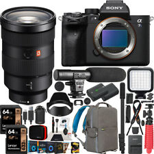 Sony a7S III Mirrorless Full Frame Camera 24-70mm F2.8 GM Lens SEL2470GM Bundle