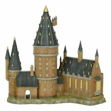 Department 56 Harry Potter Village Hogwarts Great Hall and Tower Statue -.