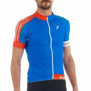 Pinarello Men's Corsa Pista Cycling Jersey