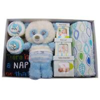 BABY PANDA Boy Baby Classic Hamper Gift Box Set (HAM255) BRAND NEW