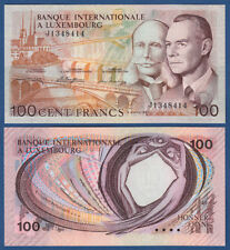 Luxemburg/Luxembourg 100 francos 1981 UNC p.14a