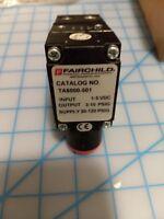 Fairchild T7950-40603O4 Transducer 24VDC