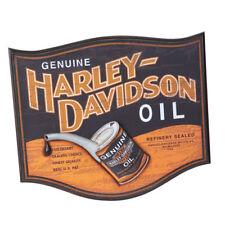 Harley-Davidson  - Oil Can Pub Sign HDL-15302 - SHIPS FAST