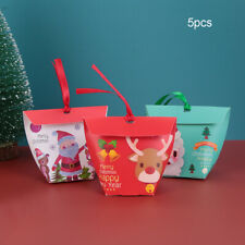 Gift Package Creative Candy Box Xmas Bags Christmas Decoration Paper Carrier