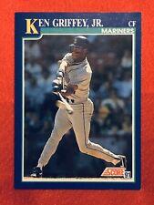 1991 ~ KEN GRIFFEY JR. #2 / Score Baseball Card 'Rifleman' ~ NM-MT