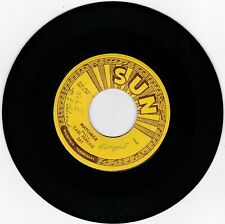 ROCKABILLY 45RPM - CARL PERKINS ON SUN - CLASSIC!  SOUND CLIP