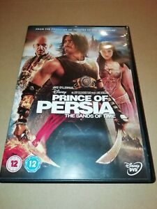 DISNEY * PRINCE OF PERSIA ( THE SANDS OF TIME ) * DVD EXCELLENT UK FREEPOST
