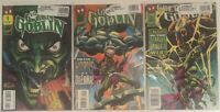 GREEN GOBLIN VOL. 1, ISSUES # 1 2 3 EXCELLENT CONDITION 1995