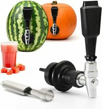 More details for fruit tapping kit watermelon tap dispenser cocktail party juice drinks keg pump