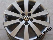 4xORIGINAL VW TOURAN, GOLF V, VI, JETTA, PASSAT 17 ZOLL 1K0601025G