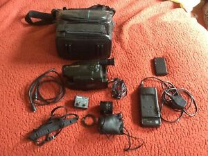 Sanyo VM-EX25P Video Camera