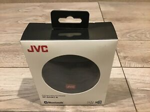 JVC  IPX4 Bluetooth Wireless Portable Speaker Black