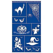 Armour Rub 'n' Etch Glass Etching Stencil ~ Halloween 20-0121
