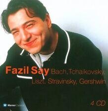 Fazil Say - Fazil Say - Bach, Tchaikovsky, Liszt, Stravinsky and Gershwin [CD]